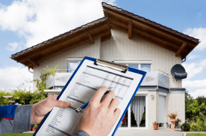 A Home Inspection Form