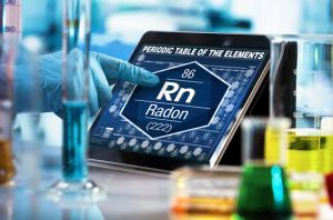 Computer screenshot of Randon reading